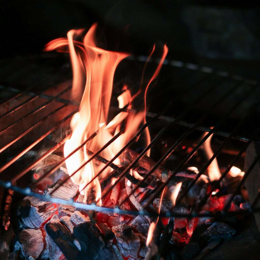 Fire BBQ