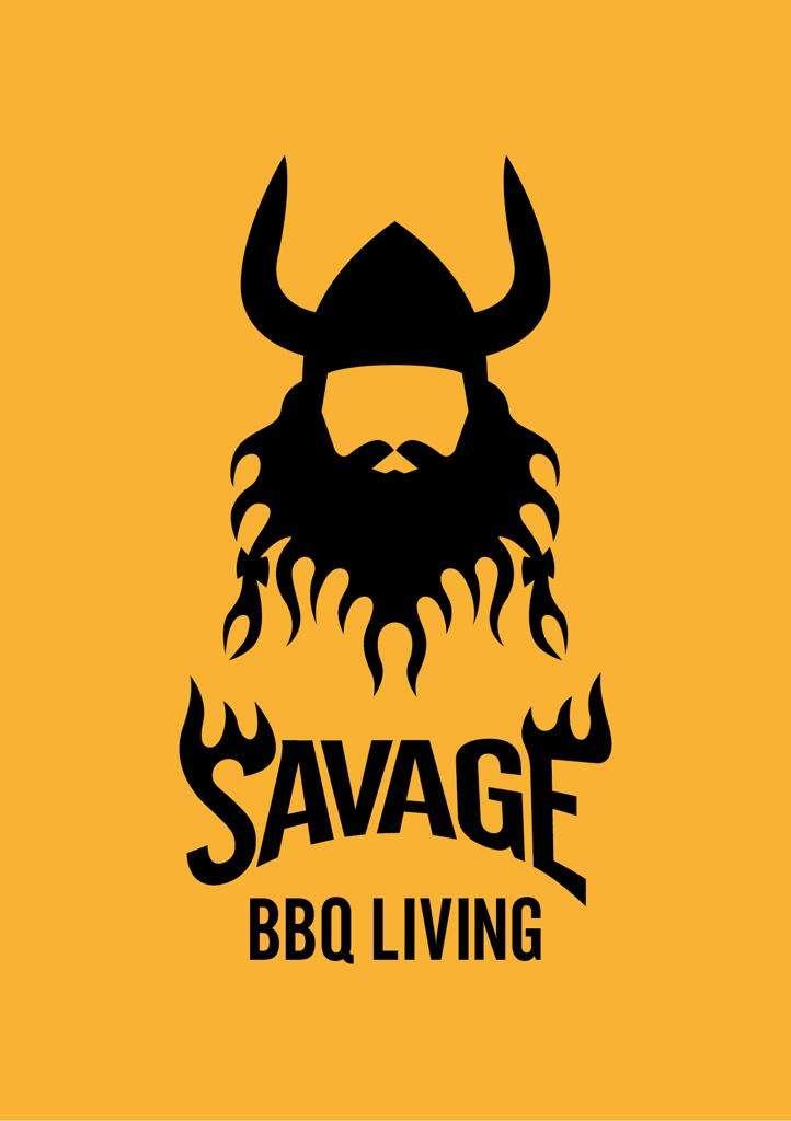 Savage BBQ Logo