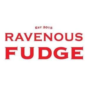 Ravenous Fudge logo