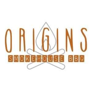Origins BBQ Logo