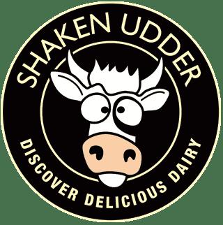 Shaken Udder logo